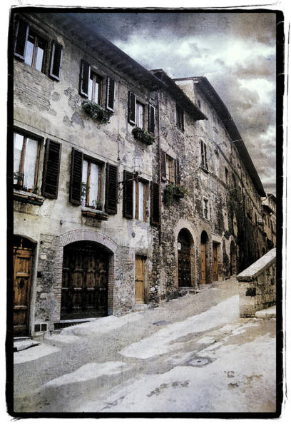 North Italy  Poster