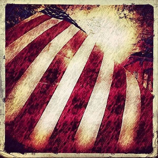 Old Glory - July 4, 2012 Poster