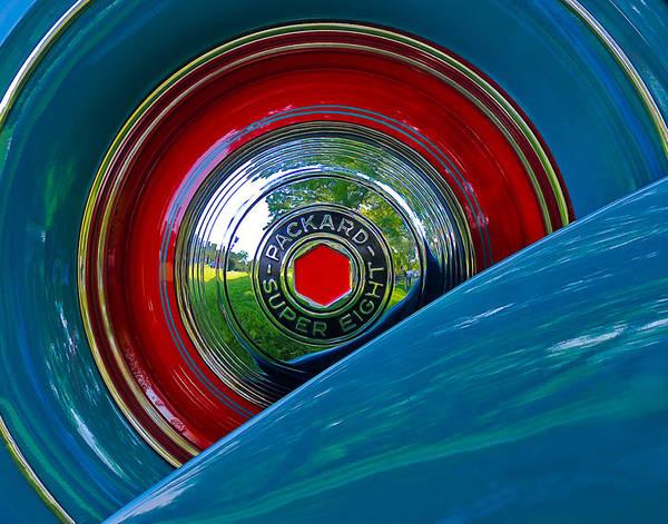 Packard Super Eight Poster