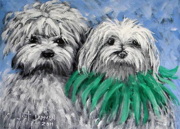 Parade Pups Poster