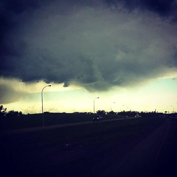 #rain #storm #clouds #sky #skyporn Poster