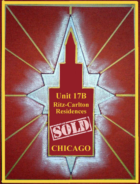 Ritz Carlton Sold Poster