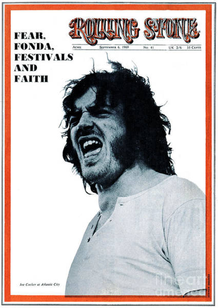Image result for joe cocker poster 1969