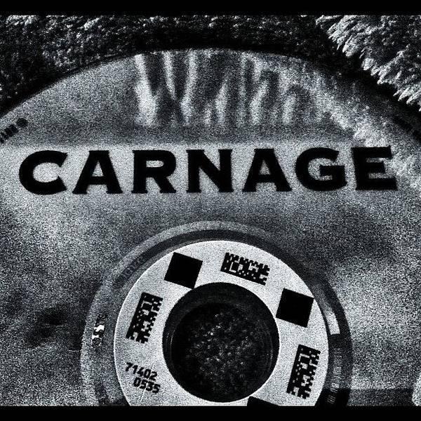 roman Polanski's Carnage, Wonderful Poster