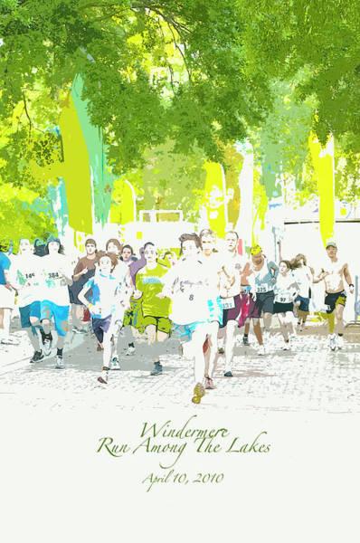 Run Walk Poster Poster