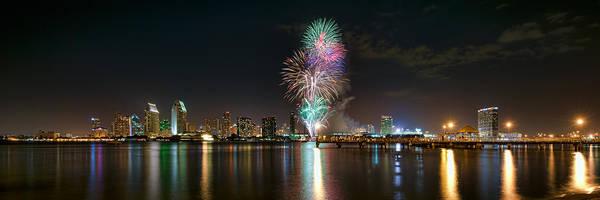 San Diego Summer Pops Fireworks 2012 Poster