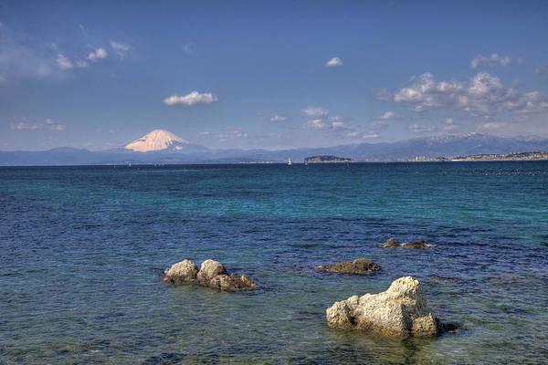 Poster featuring the photograph Sea by Tad Kanazaki