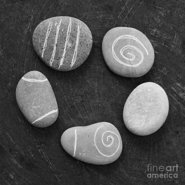 Serenity Stones Poster