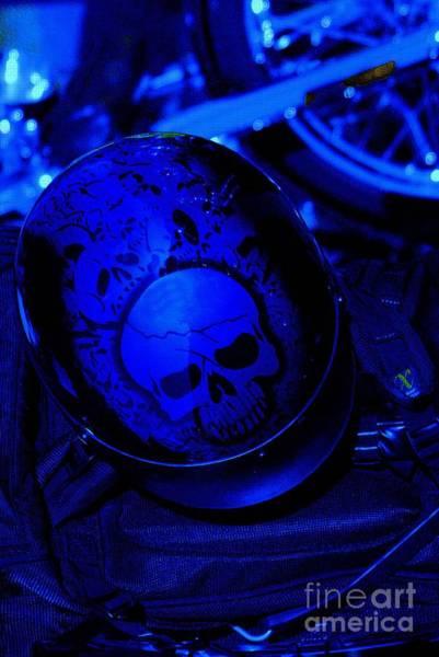 Skull Cap Poster