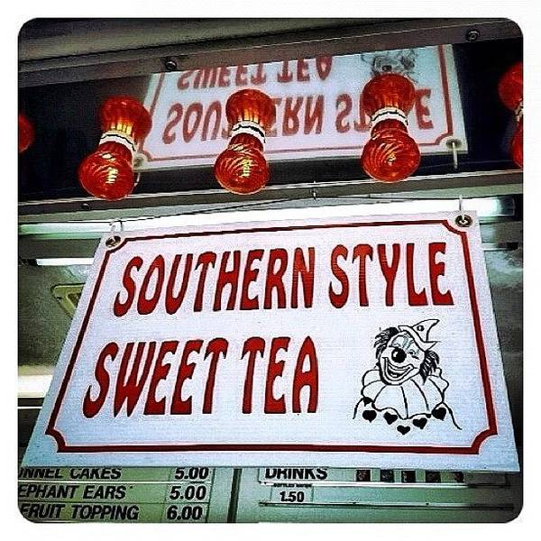Southern Sweetness Poster