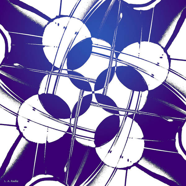 Square Circles Poster