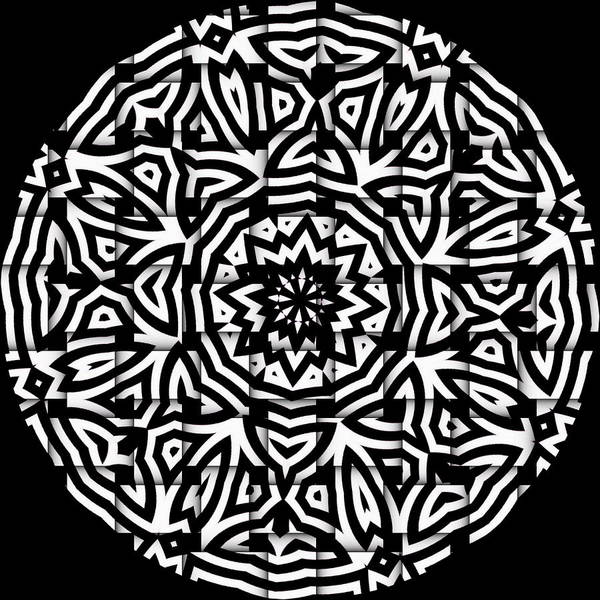 Poster featuring the digital art Sunflower by Visual Artist Frank Bonilla