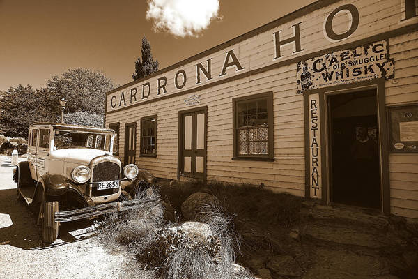 The Cardrona Hotel Poster