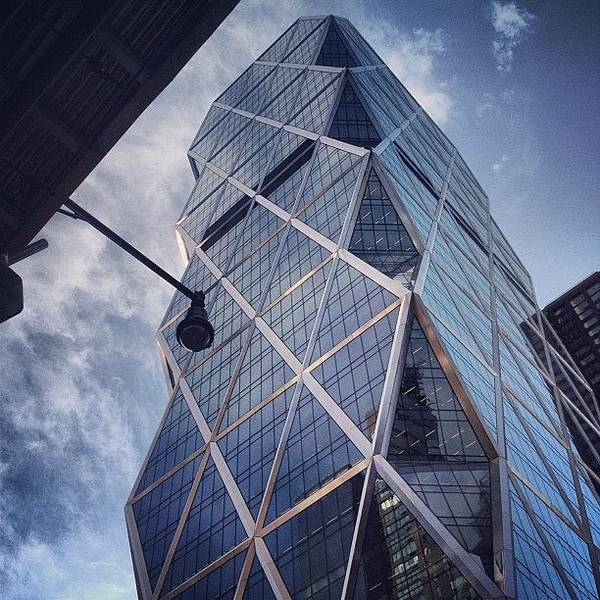 The Hearst Building Poster