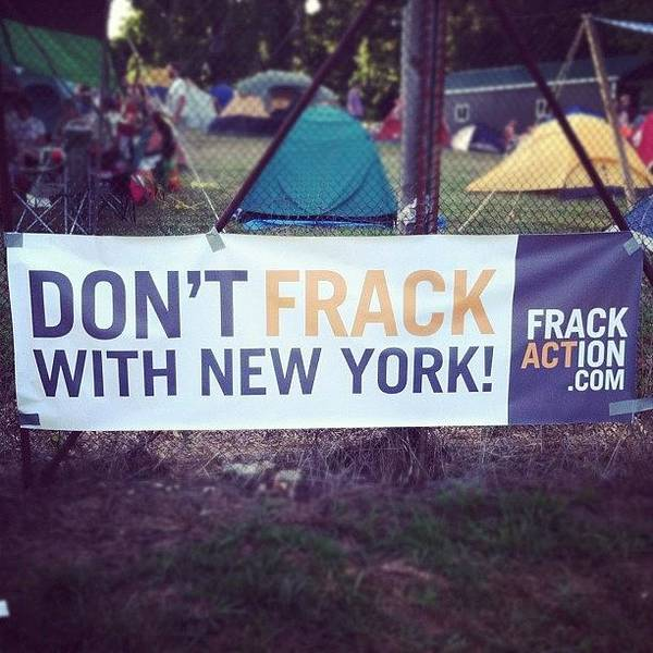 This Ones For You @cpryo1!  #frack Poster