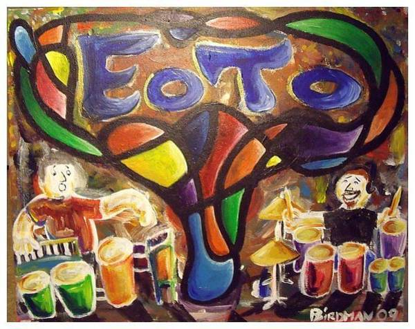 Thunk Eoto Improv Poster