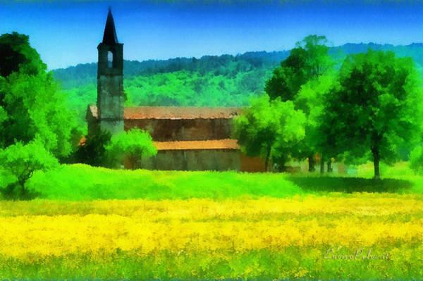 Tiglieto Abbazia Cistercense Poster