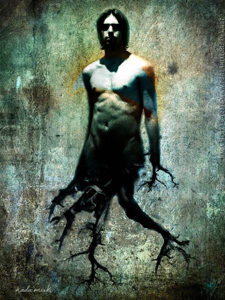 Tree Walker Poster