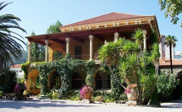 Villa Lafabreque Prades France Poster
