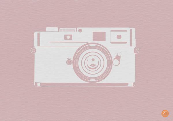 Vintage Camera Poster Poster