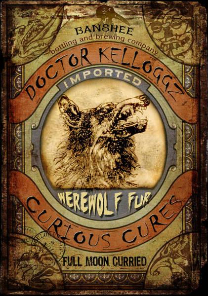 Werewolf Fur  Poster