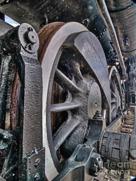 Wheels Of Steel Poster