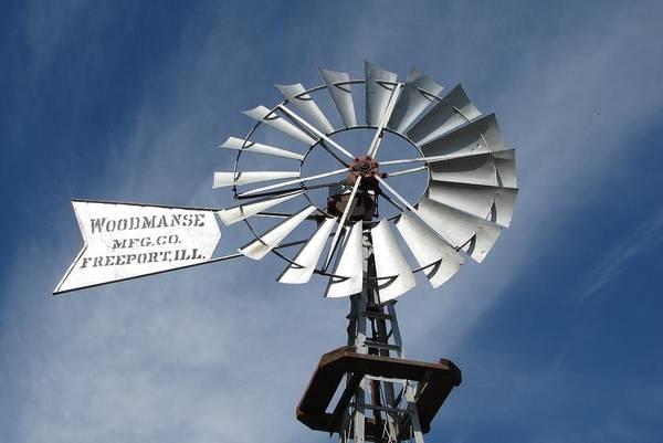 Woodmanse Windmill Poster