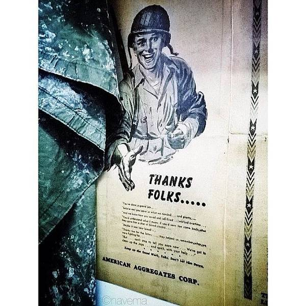 Ww2 Support Poster