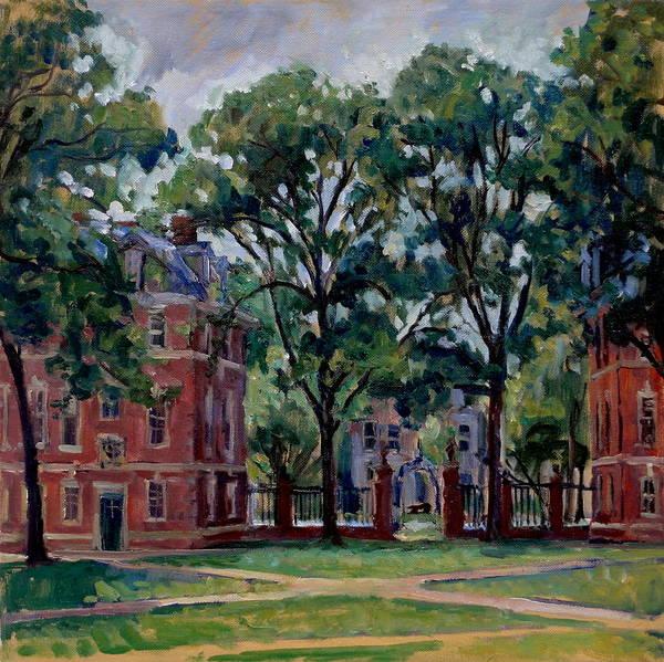 Williams College Quad Poster