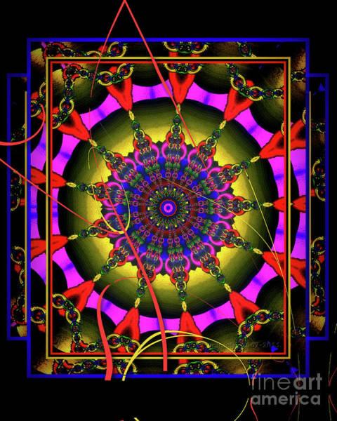 002 - Mandala Poster