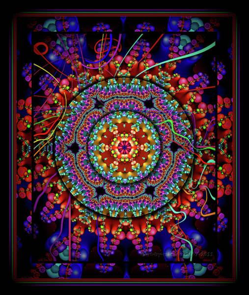 003 - Mandala Poster