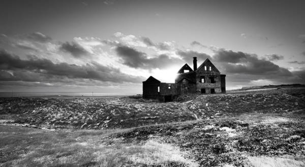 Abandoned Farm On The Snaefellsnes Peninsula Poster