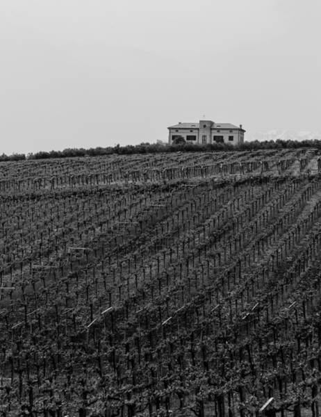 An Italian Farm In Abruzzo Poster