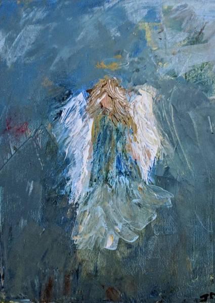 Angel Girl Poster