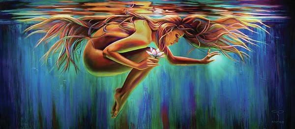 Aquarian Rebirth Poster