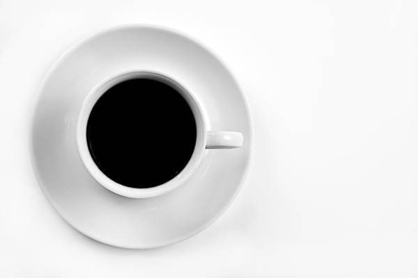 Black Coffee Poster