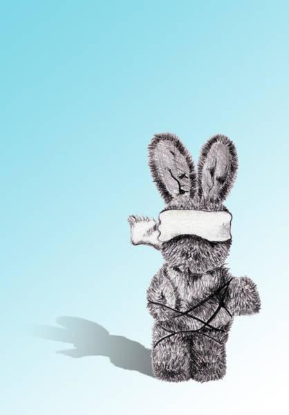 Bunny Bondage Poster