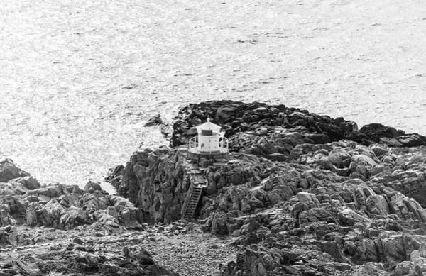 Cliffs At Kullaberg Poster