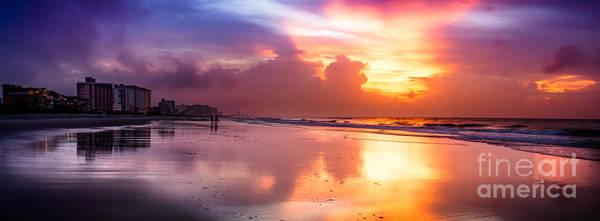 Crescent Beach September Morning Poster