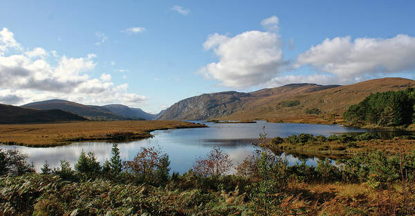 Glenveagh National Park, County Donegal, Ireland. Poster