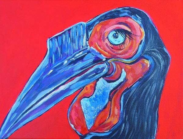 Hornbill Poster