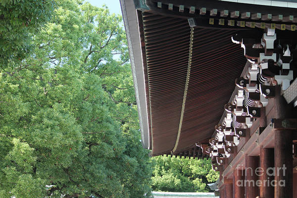 Meiji Shrine Poster