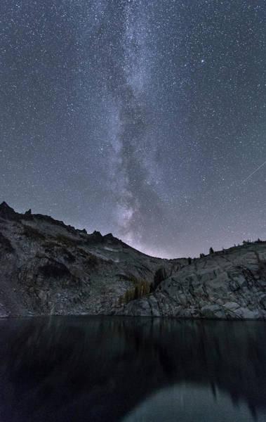 Milky Way At The Enchantments Poster