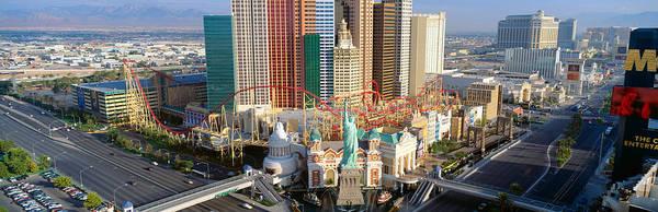 New York New York Casino, Las Vegas Poster