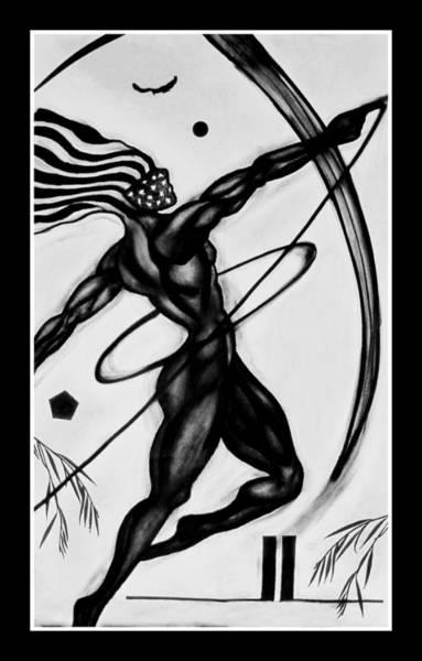 Omicron Flag Poster