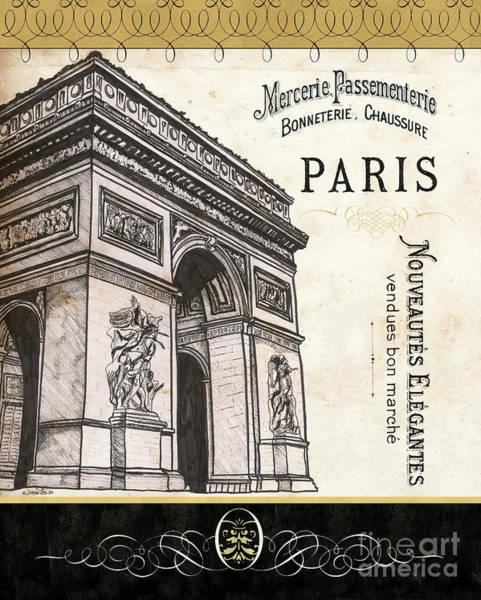Paris Ooh La La 2 Poster