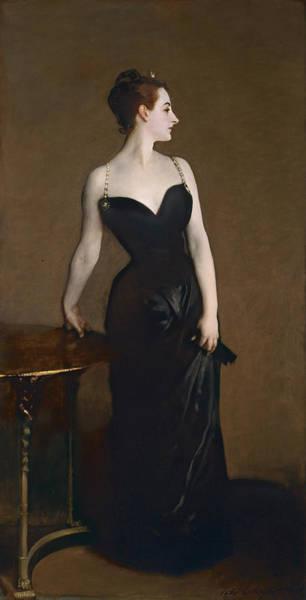 Portrait Of Madame Gautreau Poster