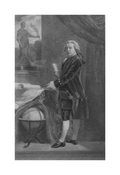 President John Adams - Two Poster