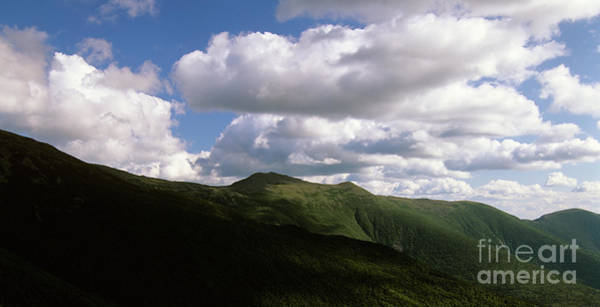 Presidential Range - White Mountains New Hampshire Usa Poster