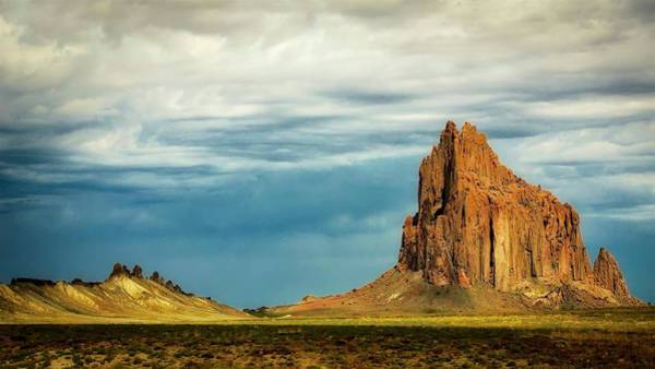 Shiprock, New Mexico Poster